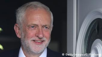 London Labour Führer Jeremy Corbyn (Getty Images/C. Furlong)
