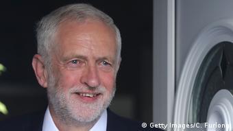 London Labour Führer Jeremy Corbyn