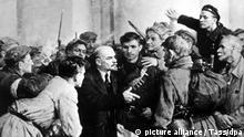 Schweiz 100 Jahre Lenins Zugfahrt