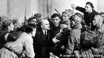 100 χρόνια από τη Ρωσική Επανάσταση του 1917 συμπληρώνονται φέτος