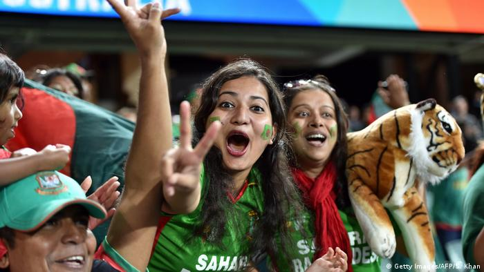 Cricket World Cup 2015 Bangladesch - England (Getty Images/AFP/S. Khan)