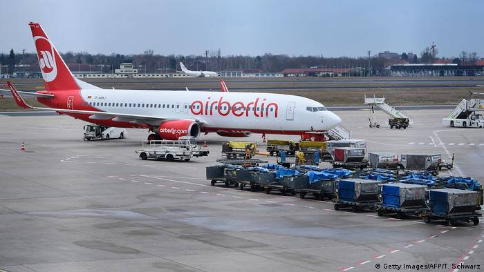 Air Berlin Fluggesellschaft