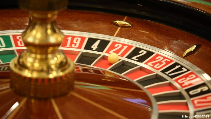 A roulette table (Imago/ITAR-TASS)