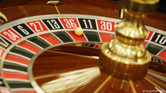 Roulette Glücksspiel (Imago/ITAR-TASS)