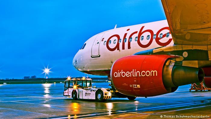 Air Berlin plane (Thomas Schuhmacher/airberlin)