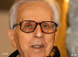 Porträt von Johannes Mario Simmel vom November 2004 (Quelle: AP)