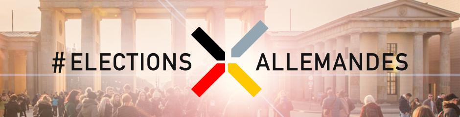 DW Germany Decides Themenheader Französisch