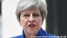 London Theresa May