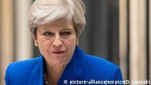 London Theresa May (picture-alliance/empics/D. Lipinski)