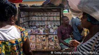 GHANA Kino Produktionen KUMAWOOD