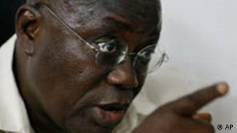 Nana Akufo-Addo AP Photo/Rebecca Blackwell
