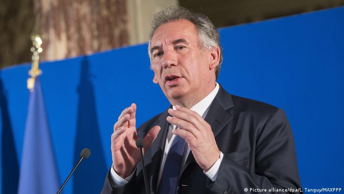 François Bayrou (Picture alliance/dpa/L. Tanguy/MAXPPP)