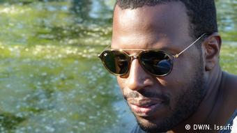 Dino D´Santiago, Sänger aus Cap Verde