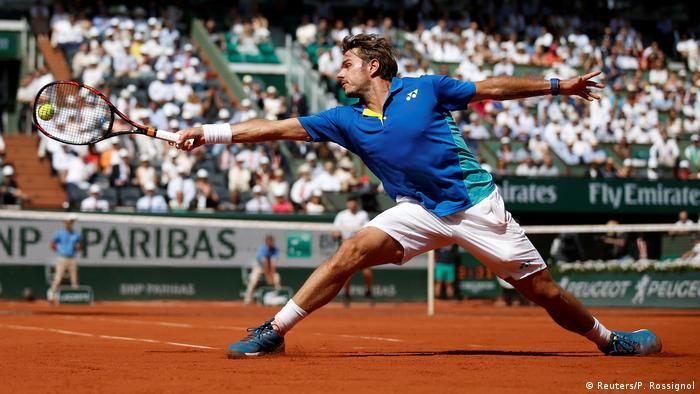 French Open 2017 - (Reuters/P. Rossignol)