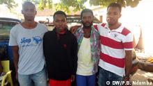 Angola, Aktivisten in Luanda