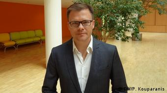 «Η ανάπτυξη της ελληνικής οικονομίας συμφέρει και τη Γερμανία», δηλώνει στην DW o K. Σνάιντερ.