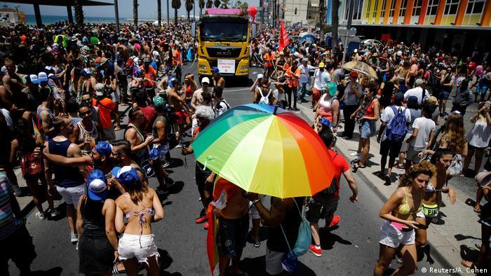 Гей-парад у Тель-Авіві