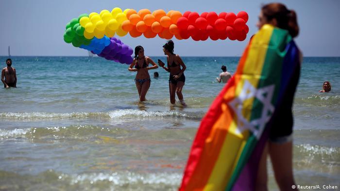 Тель-Авів стає все більш популярним місцем для відпочинку представників ЛГБТ-спільноти