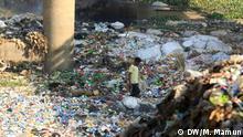 Bangladesch Flussverschmutzung - Buriganga