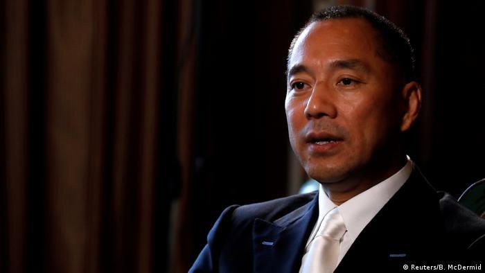 Billionär Guo Wengui (Reuters/B. McDermid)
