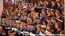 ***ACHTUNG: Bild nur zur Berichterstattung über das Bachfest 2017 verwenden!*** Deutschland Bachfest-Eröffnungskonzert 2017 Credit: Bachfest Leipzig/www.malzkornfoto.de
