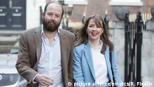 UK Nick Timothy und Fiona Hill