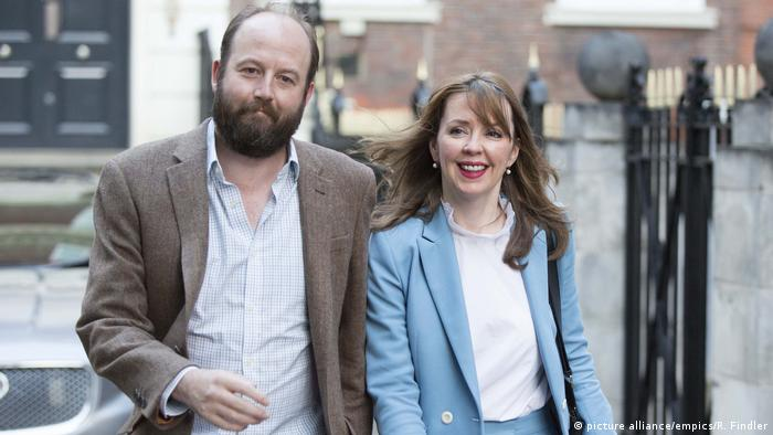 Rücktritt als Stabschefs: Nick Timothy und Fiona Hill