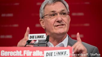 Hannover Bundesparteitag Die Linke