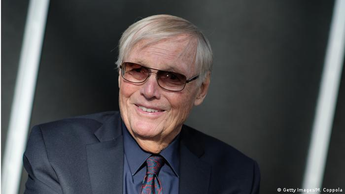 Adam West in New York (Getty Images/M. Coppola)