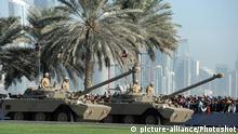 ****undatierte Aufnahme**** Militärparade in Katar |