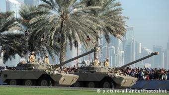 Katar | Militärparade in Katar