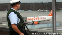 Symbolbild zur Meldung Verdächtige Situation: EasyJet Pilot landet unplanmäßig in Köln/Bonn