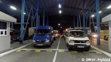 Ukraine Polen Grenzübergang