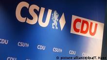 Konferenz Unionsfraktionen CDU CSU