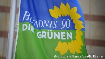 Логотип партии Союз-90/Зеленые
