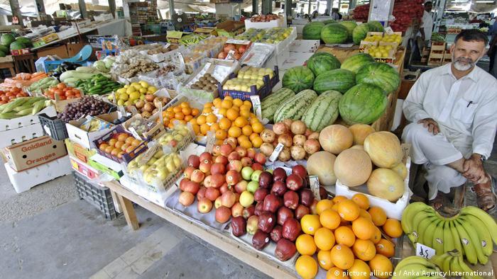 Markt in Katar Doha (picture alliance / Anka Agency International)