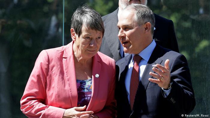 Italien G7-Umweltminister beraten über Klima-Wende der USA   Barbara Hendricks