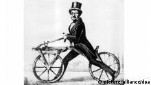 Hölzernes Laufrad von Karl Dreis