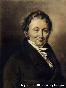 Karl Drais, Erfinder (picture-alliance/akg-images)