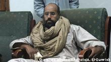 Libyen Gaddafi-Sohn Seif al-Islam angeblich wieder frei