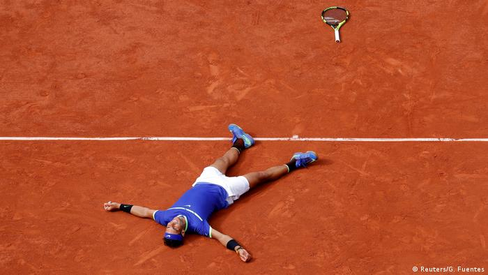 Frankreich Finale Herren French Open 2017 | Nadal (Reuters/G. Fuentes)