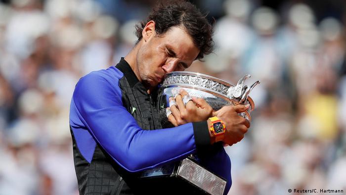 Frankreich Finale Herren French Open 2017 | Nadal (Reuters/C. Hartmann)
