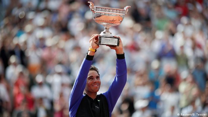 Frankreich Finale Herren French Open 2017   Nadal (Reuters/B. Tessier)