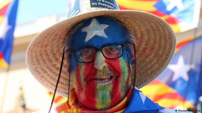 Cataluña: ¡Adiós España! ¿Adiós Unión Europea? | Europa | DW | 12.09.2017