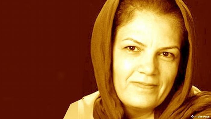 Fariba Vafi Autorin aus dem Iran (mehrnews)