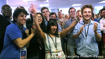 LREM party members have expressed joy at their performance in the first round of voting