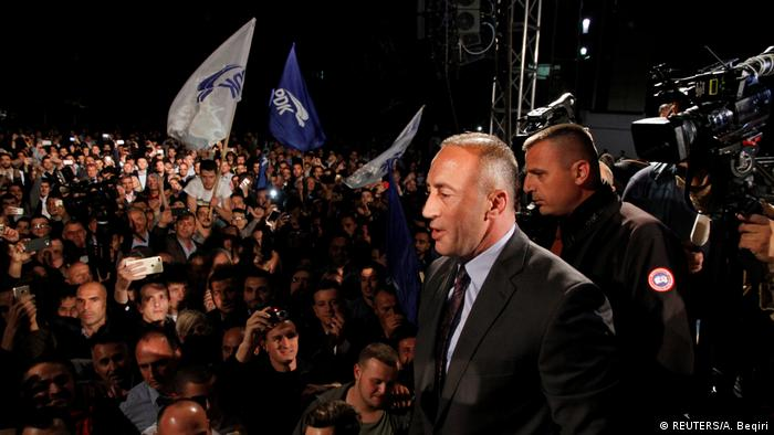Kosovo | Ramush Haradinaj, Premierministerkandidat