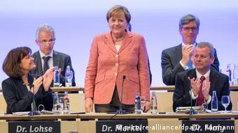 Ангела Меркель на одном из мероприятий