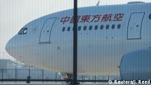 Australien Notlandung China Eastern-Flugzeug