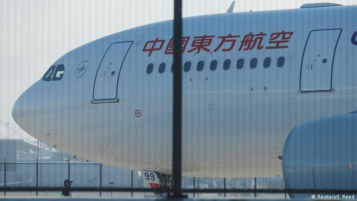 Australien Notlandung China Eastern-Flugzeug (Reuters/J. Reed)
